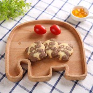 Assiette enfant «Éléphant»