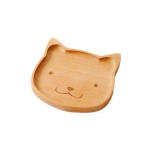 Assiette enfant «Tête de Chat»