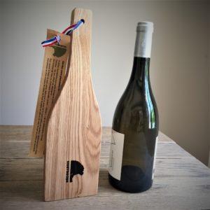 Planchette «Bouteille de vin» Taille S