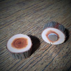 Magnet en bois de Cade